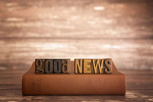 Part 1: What is the good news?